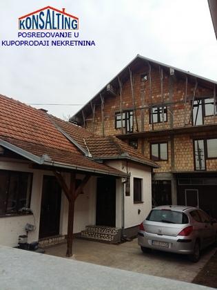 Poslovni prostor 440m² Stara Pazova