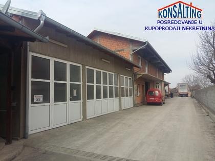 Poslovni prostor 610m² Stara Pazova