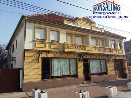 Poslovni prostor 2000m² Nova Pazova