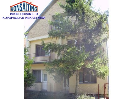 Kuća , Stara Pazova , Beograd (okolina) , Prodaja | Kuća 200M² Stara Pazova