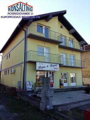 Kuća 452m² Nova Pazova
